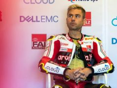 Alvaro Bautista sings with Honda for WSBK 2020