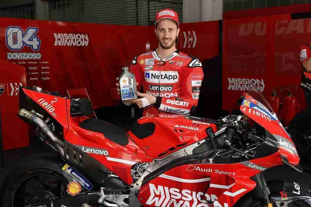 Andrea Dovizioso to participate in Shell Ducati Riders' Day India