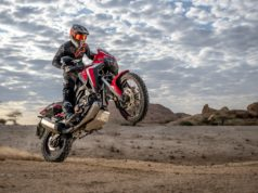Honda 2020 CRF1100L Africa Twin HD wallpaper