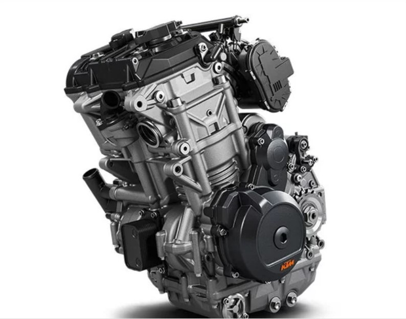 KTM 790 Duke engine