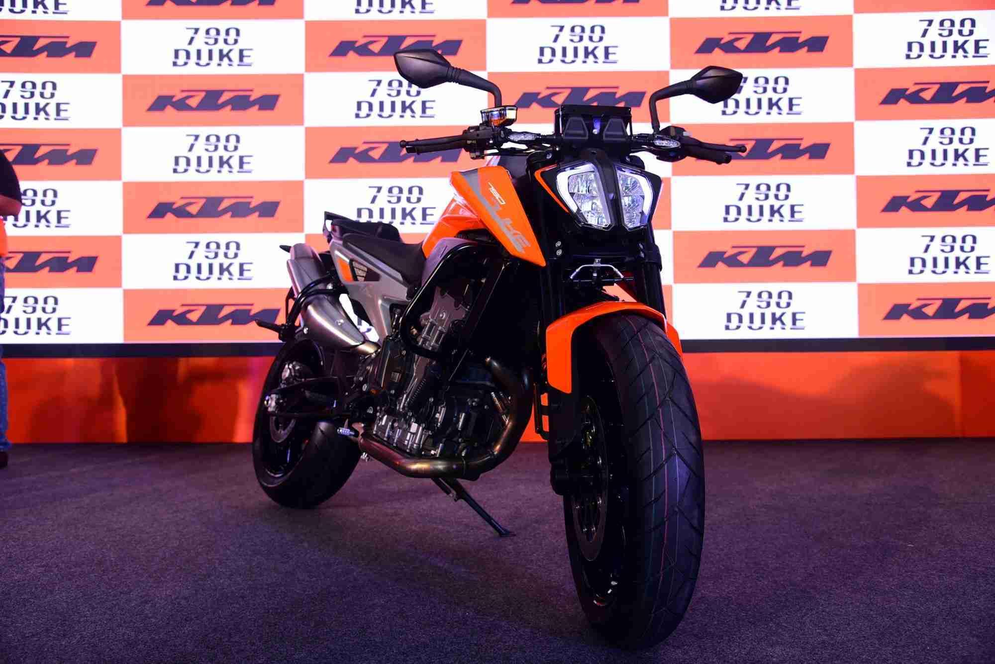 KTM Duke 790 India
