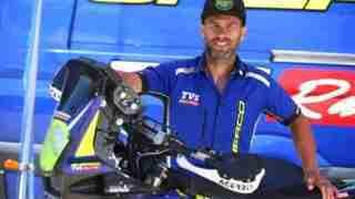 Michael Metge Sherco TVS rider