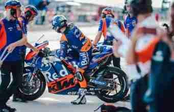 Miguel Oliveira KTM RC16 MotoGP HD wallpaper Aragon 2019