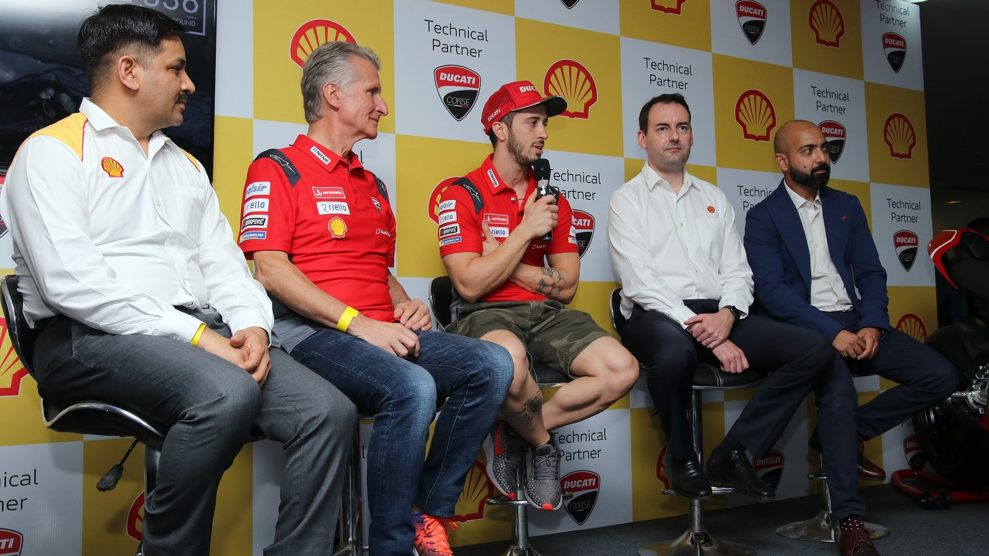 Ducati India Official Racing Team announced
