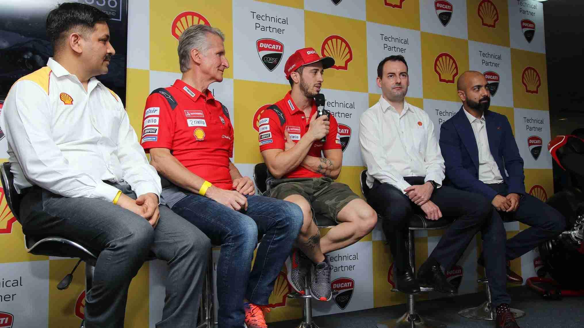 Shell Ducati Riders Day