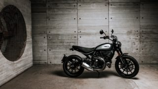 2020 Ducati Scrambler Icon Dark HD wallpaper