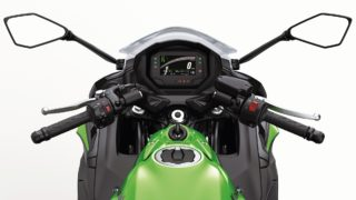 2020 Kawasaki Ninja 650 HD cockpit