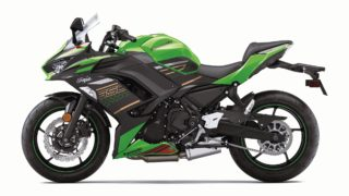 2020 Kawasaki Ninja 650 HD wallpaper
