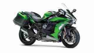 2020 Kawasaki Ninja H2 SX SE + HD wallapaper
