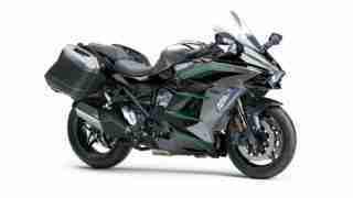 2020 Kawasaki Ninja H2 SX SE HD wallpaper