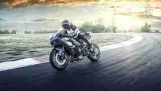 2020 Kawasaki Ninja H2R HD wallpaper