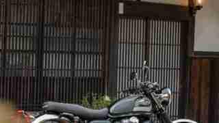 2020 Kawasaki W800 HD wallpaper