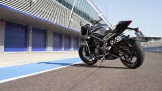 2020 Triumph Street Triple RS HD wallpaper