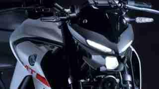 2020 Yamaha MT-03 HD wallpapers