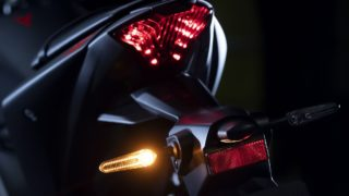 2020 Yamaha MT-03 tail lamp