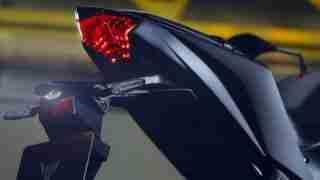 2020 Yamaha MT-03 brake light