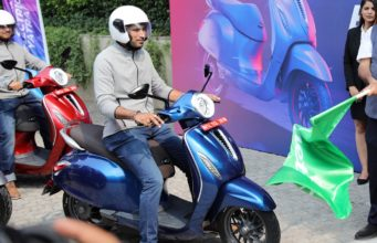 Bajaj Chetak electric scooter announced