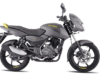 Bajaj Pulsar 150 Neon with tank extensions