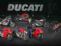 Ducati World Premiere 2020 with Claudio Domenicali