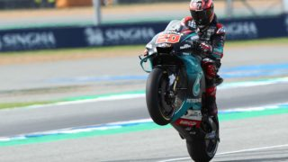 Fabio Quartararo MotoGP HD wallpaper Buriram