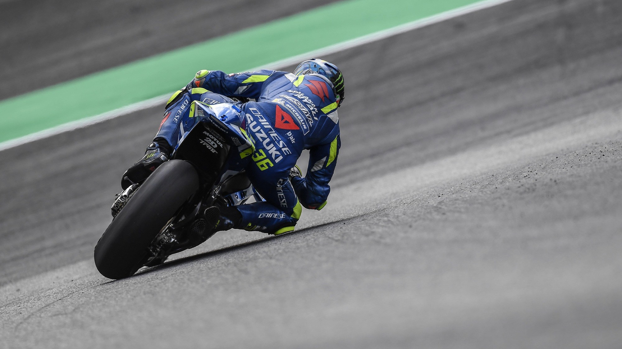 Alex Rins - HD wallpapers from MotoGP Motegi 2019