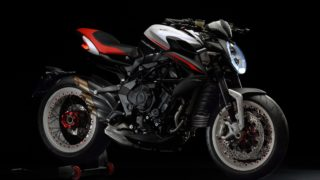 MV Agusta Dragster RR India