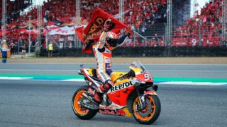 Marc Marquez - MotoGP HD wallpaper Buriram