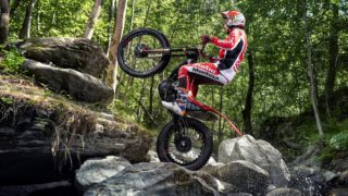 Montesa Honda Cota 301RR with Toni Bou
