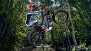 Montesa Honda announces the Cota 301RR