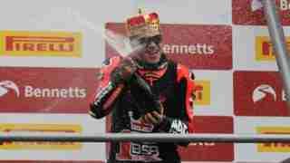 Scott Redding is the 2019 British Superbike Champion