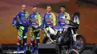 Sherco TVS Rally Factory Team announces riders for Dakar Rally 2020