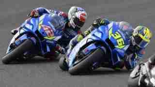 Suzuki MotoGP HD wallpaper