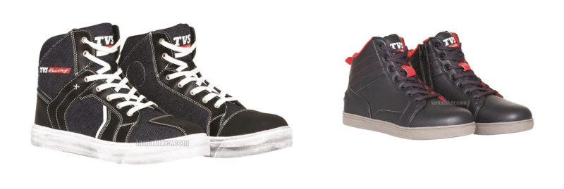TVS Racing casual shoes