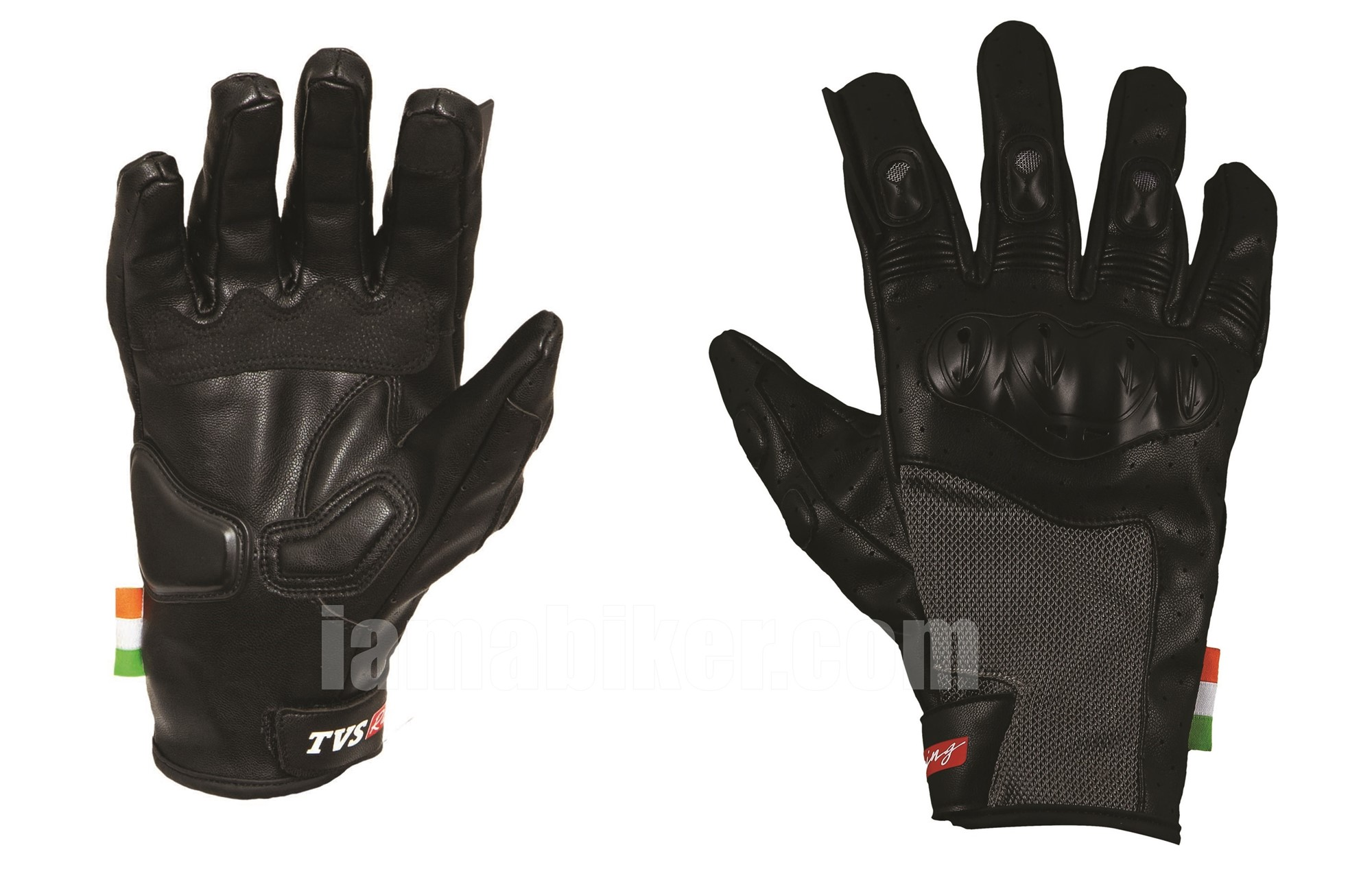TVS Racing official riding gloves