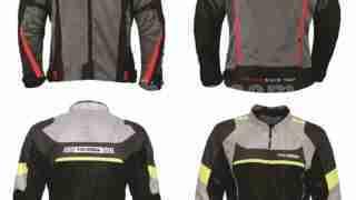TVS Racing official riding jacket