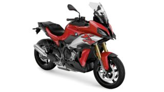 2020 BMW S1000 XR - red colour