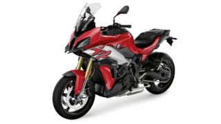 2020 BMW S1000 XR - red colour option