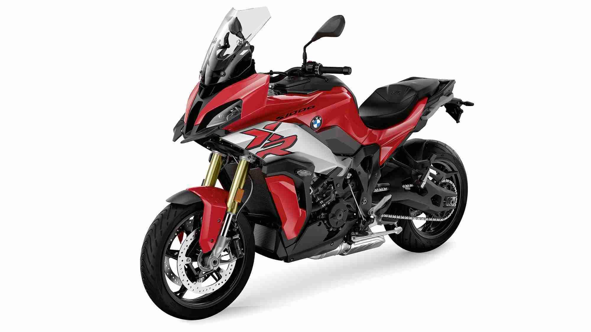2020 bmw s1000 xr - red colour option   iamabiker