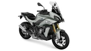 2020 BMW S1000 XR - white-silver colour option