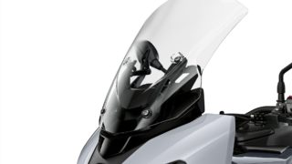 2020 BMW S1000 XR windshield