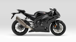 2020 Honda CBR1000RR-R Fireblade Black