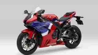 2020 Honda CBR1000RR-R Fireblade Tri-Colour