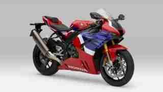 2020 Honda CBR1000RR-R SP Fireblade