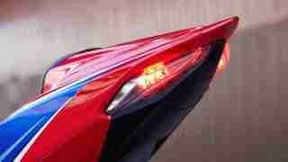 2020 Honda CBR1000RR-R SP Fireblade tail light