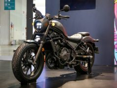 2020 Honda Rebel at EICMA
