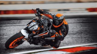 2020 KTM 890 Duke R HD wallpaper