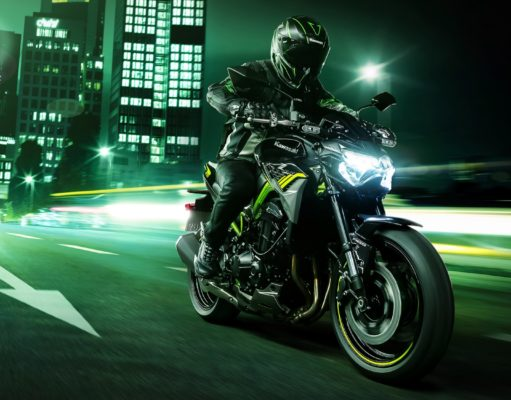 2020 Kawasaki Z900 high res images