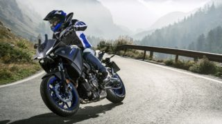 2020 Yamaha Tracer 700 HD wallpaper
