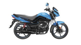 BS 6 Hero Splendor iSmart