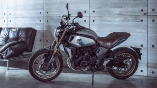 CF Moto 700CL-X HD high res